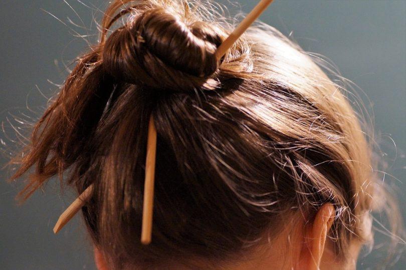 coiffure cheveux gras